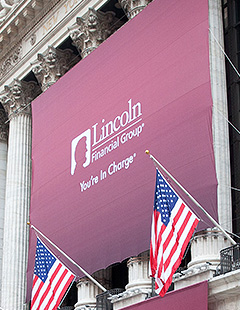 Lincoln Financial Group Banner