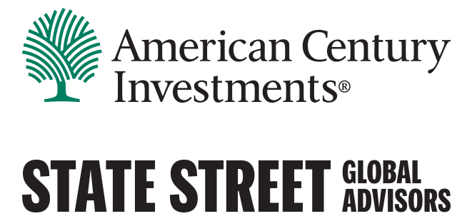 American Century and State Street Logo