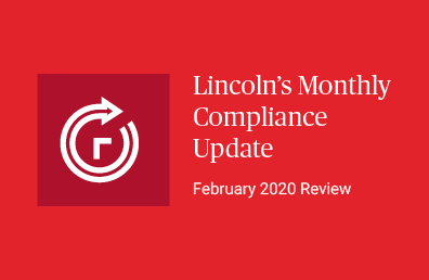 Feb review compliance update