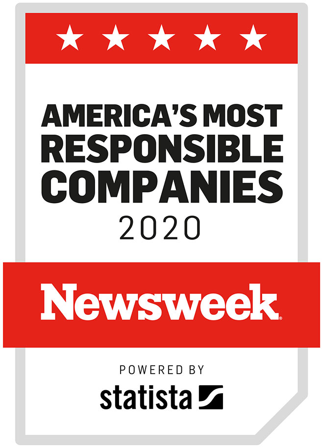 Newsweek 2020 - America's Most Responsible Companies