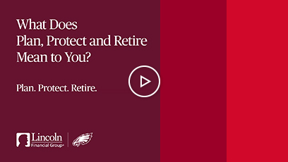 What does plan protect retire mean to you? Video