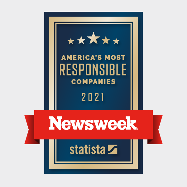 America's Most Responsible Companies 2021 Newsweek